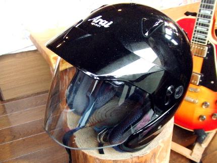 ARAI ヘルメット.JPG