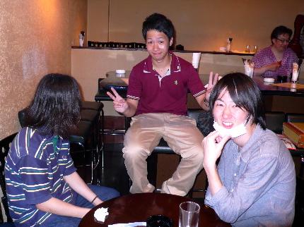 ティーンエイジャー.JPG